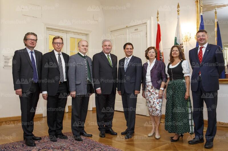 Angelobung der Mitglieder der steirischen Landesregierung
