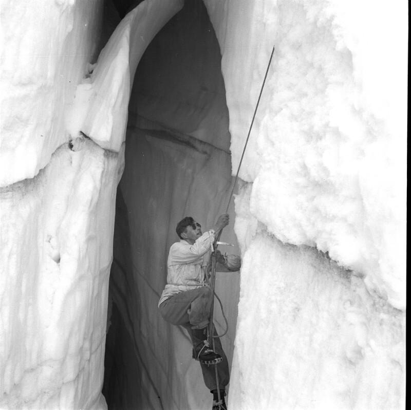 Gletscherkunde