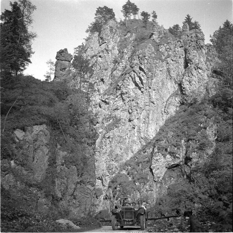 Hammerbachtal bei Großhollenstein