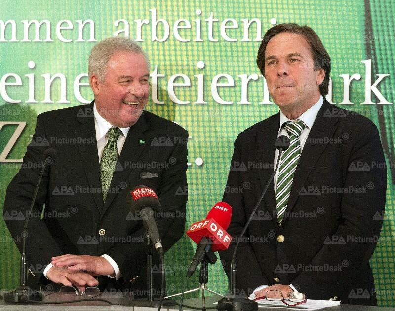 Bekanntgabe des Wahltermins für die Landtagswahlen in der Steiermark