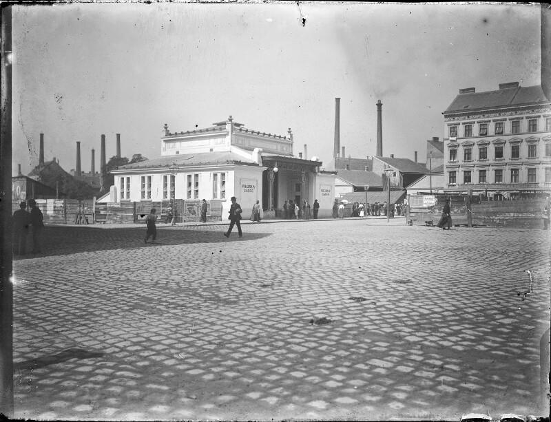 Stadtbahnstation Pilgramgasse