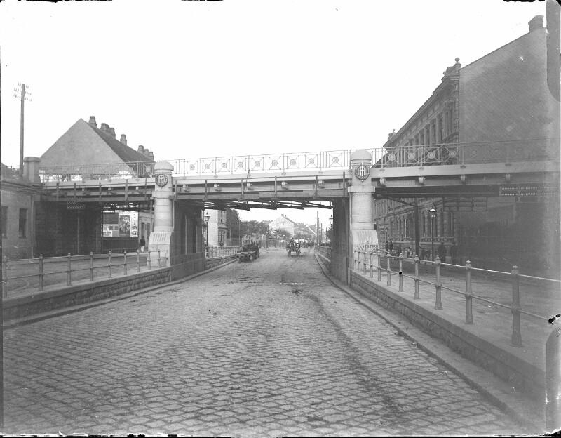 Stadtbahnbrücke in Wien