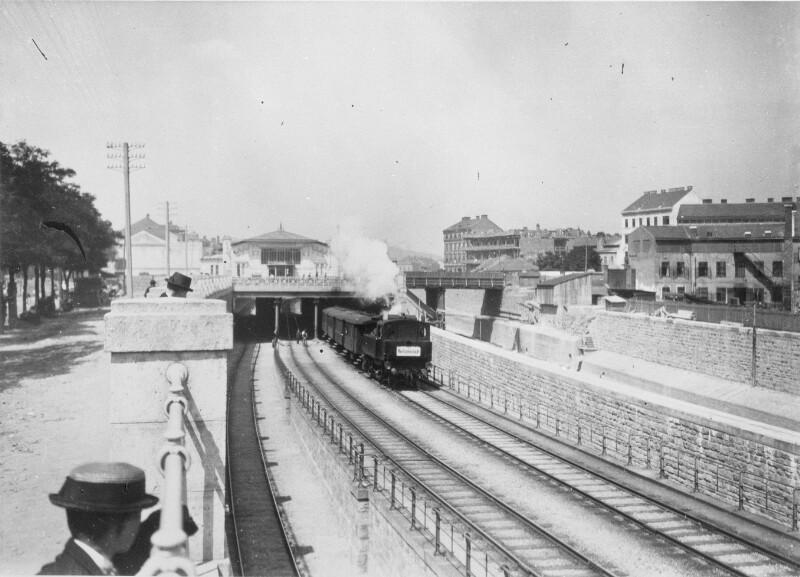 Stadtbahnlinie Wiental