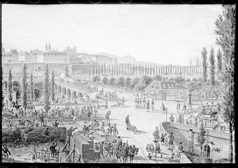 Wien um 1830
