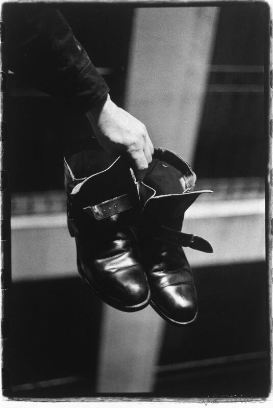 Schuhe von Fidel Castro