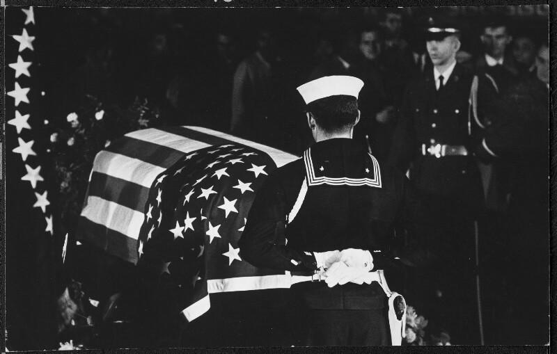 Staatsbegräbnis von John F. Kennedy