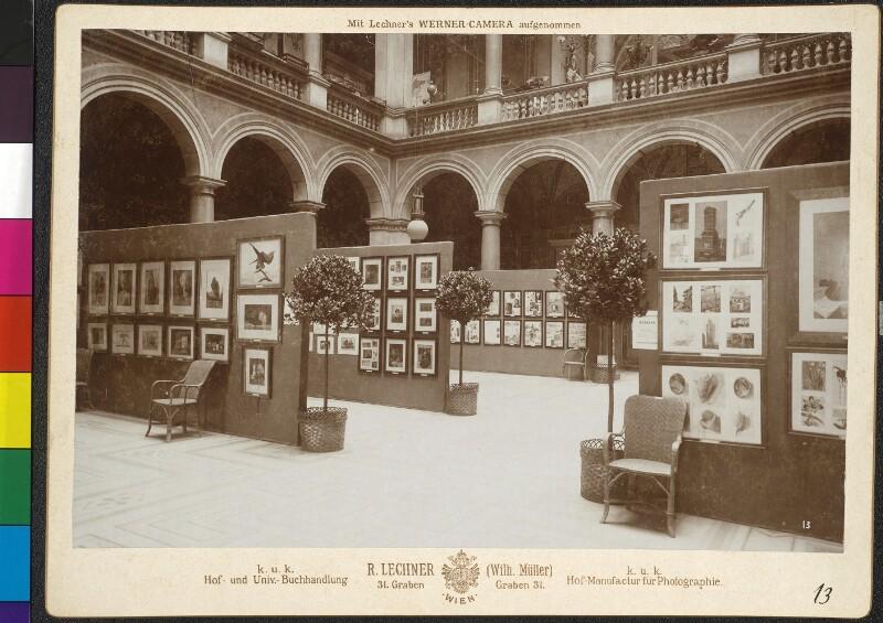 Wien 1, Österreichisches Museum für Kunst und Industrie