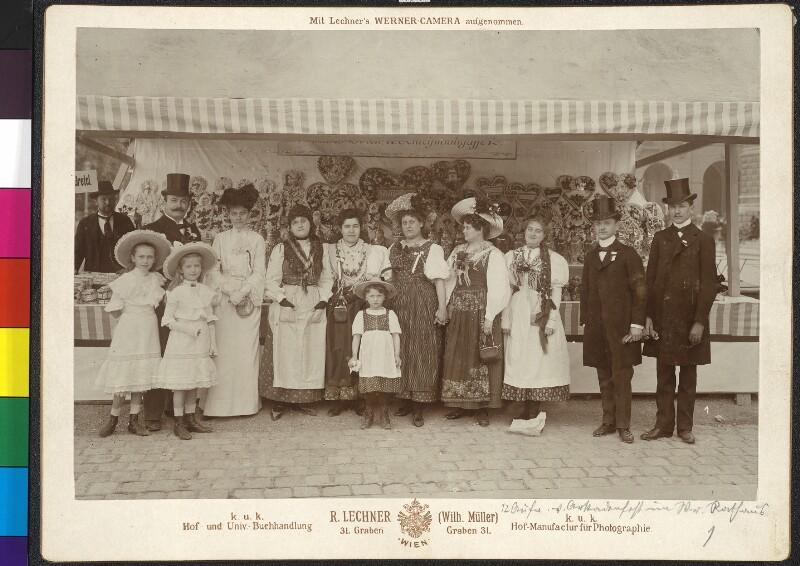 Arkadenfest im Wiener Rathaus