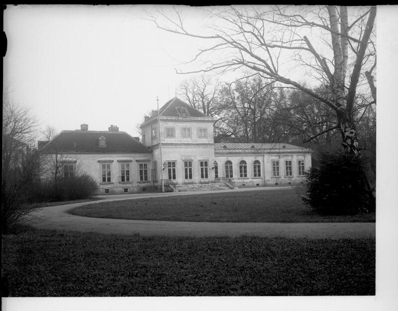 Wien 2, Kaiser-Josephs-Stöckel im Augarten