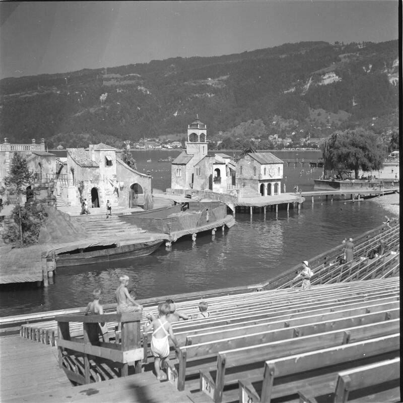 Bregenzer Festspiele 1951