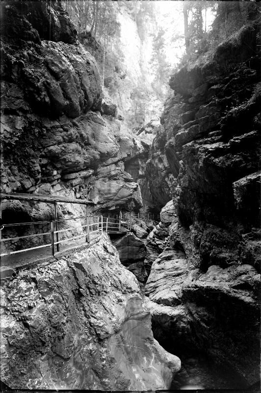 Breitachklamm im Kleinen Walsertal