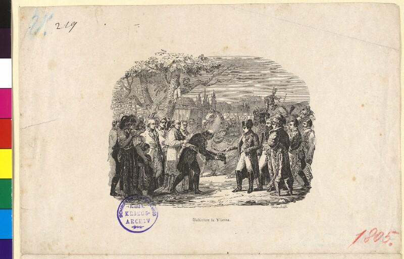 Einnahme von Wien 1805