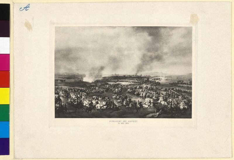 Schlacht bei Aspern, 21. Mai 1809