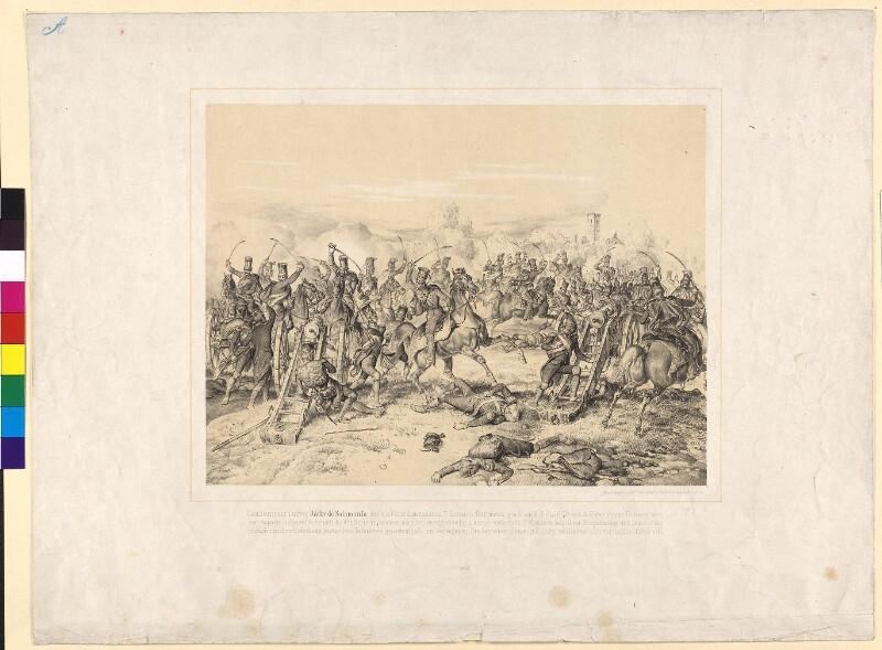 Schlacht bei Wagram, 5.-6.7.1809