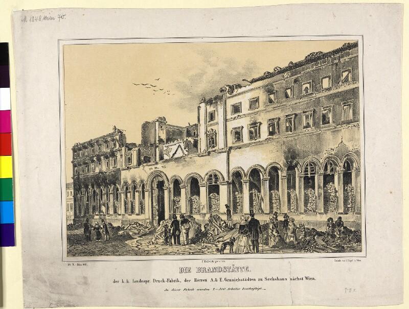 Revolution in Wien, 1848