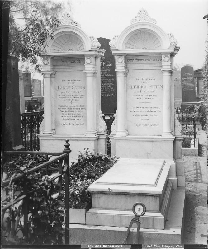 Grab am Zentralfriedhof, Wien