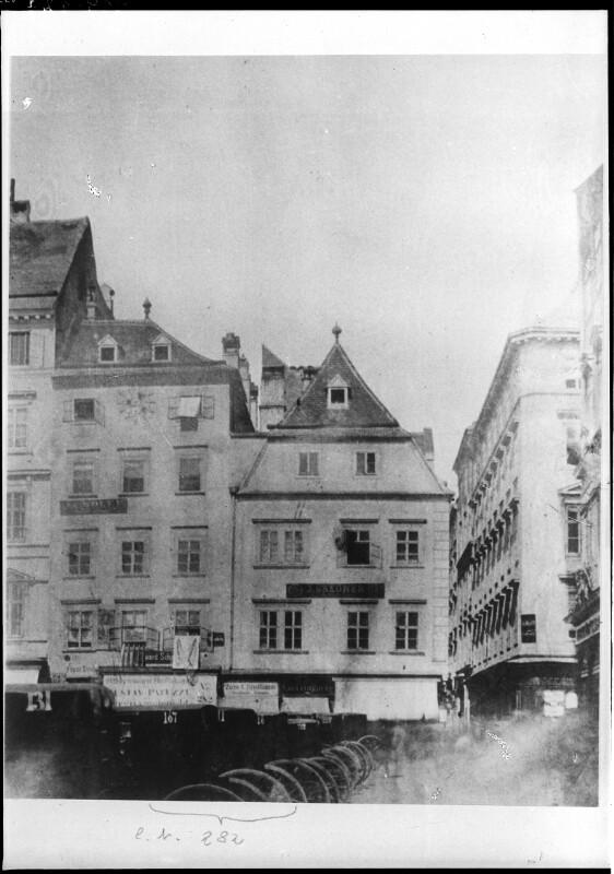 Wien 1, Naglergasse 1