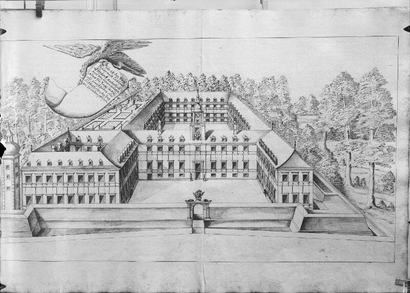 Wien 11, Schloss Kaiserebersdorf