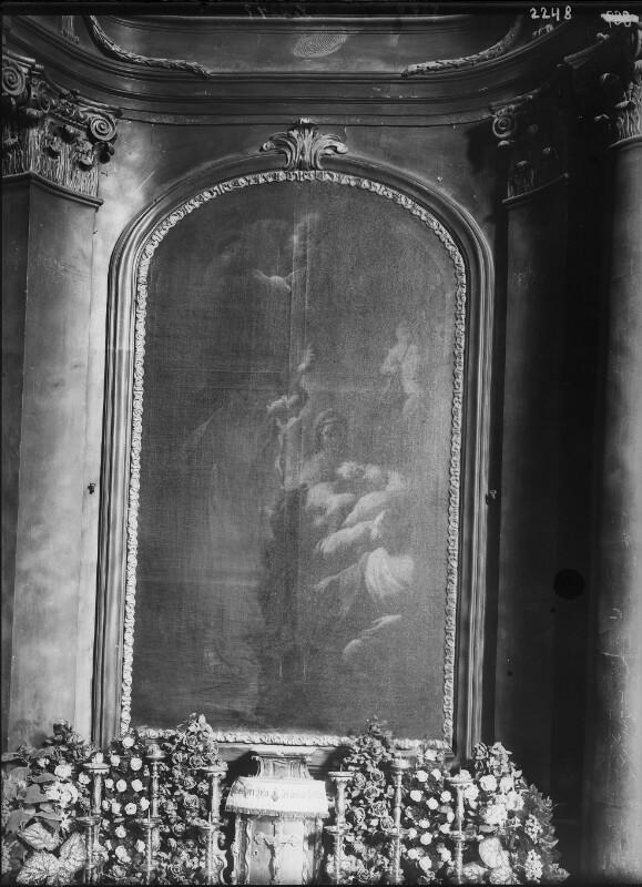 Altar in der Neulerchenfelder Pfarrkirche, Wien