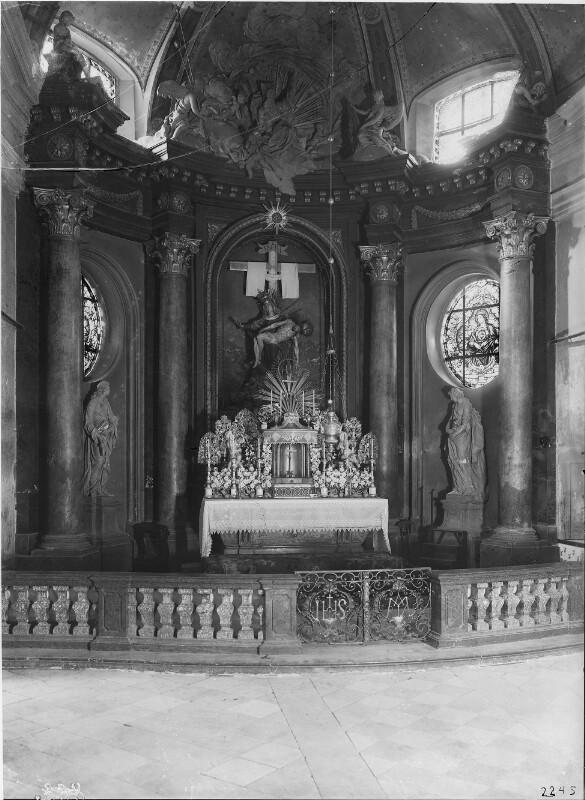 Hochaltar in der Neulerchenfelder Pfarrkirche, Wien