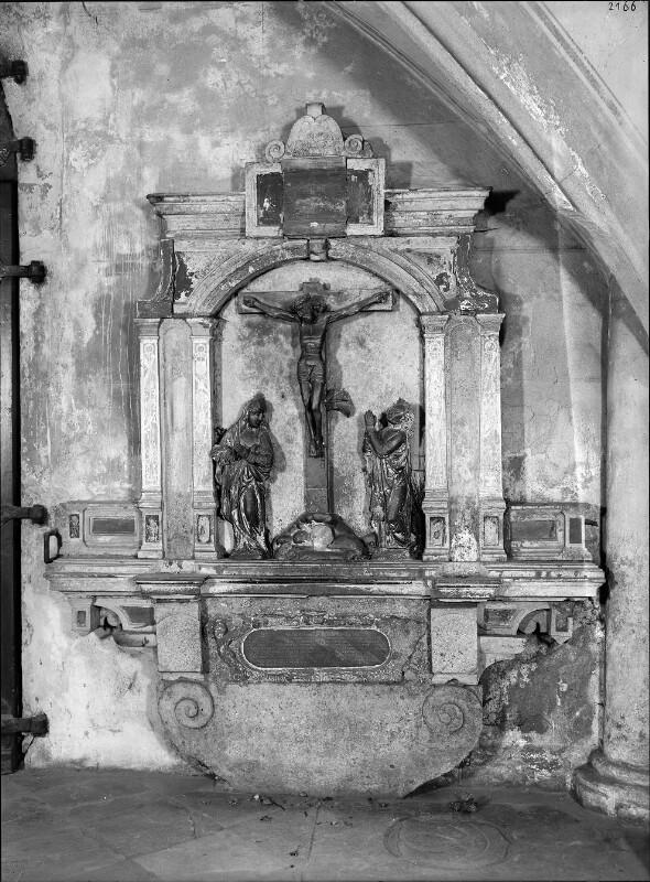 Grabmal in der Michaelerkirche, Wien