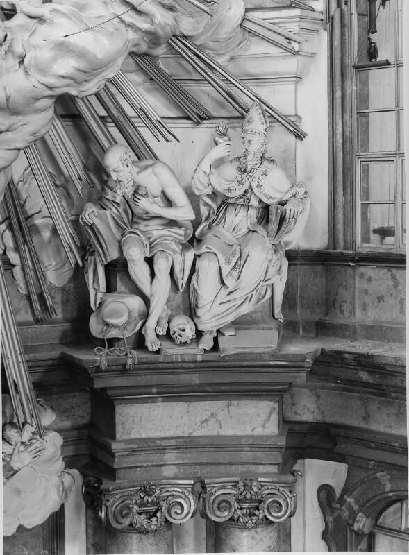 Hochaltar in der Karlskirche, Wien