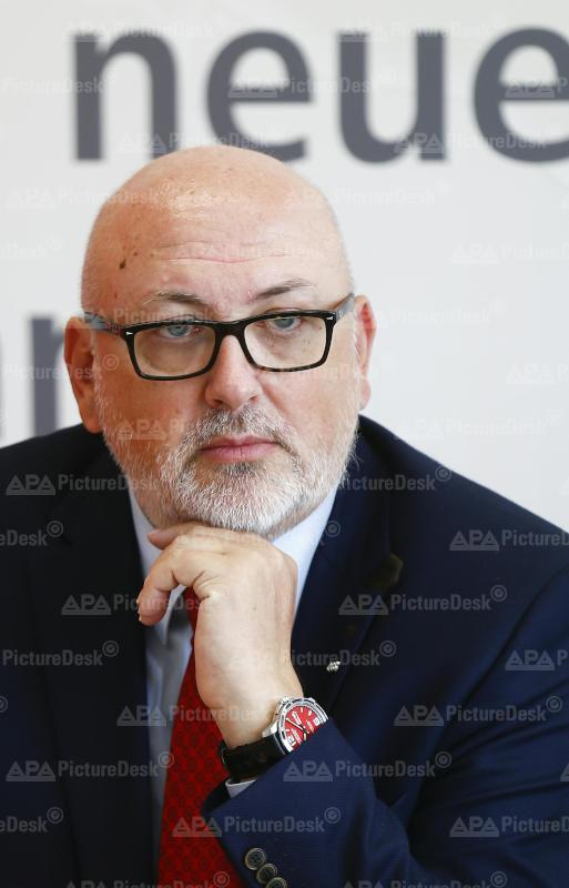 ARCHIVBILD: ÖBB-VORSTANDSVORSITZENDER ANDREAS MATTHÄ
