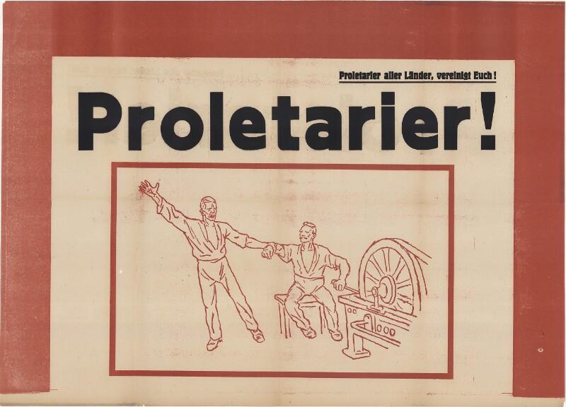 Proletarier!