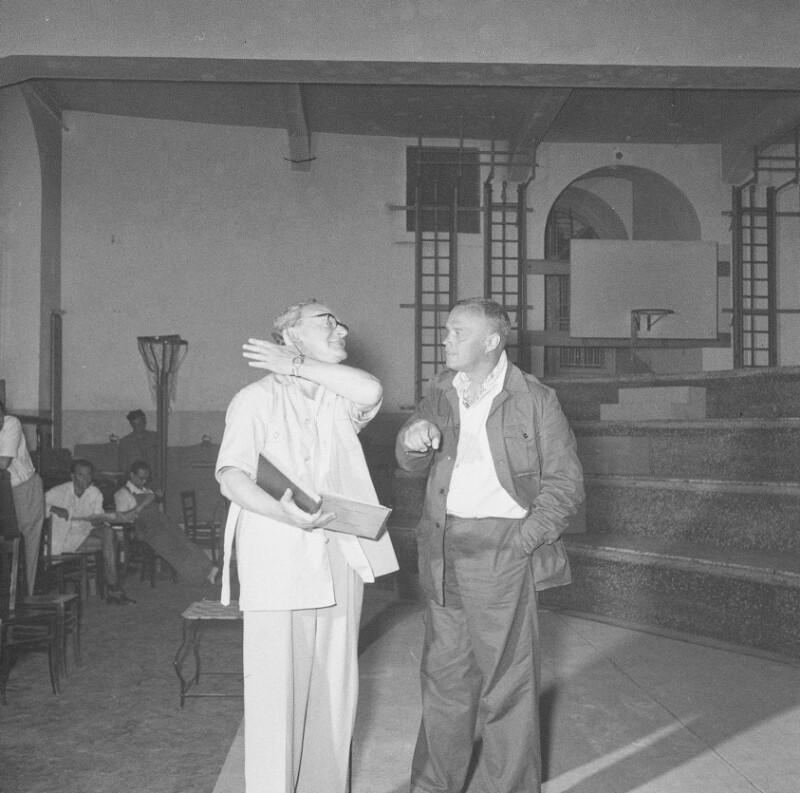 Salzburger Festspiele 1953