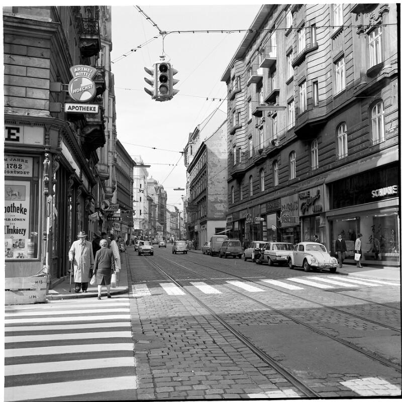 Wien 8. Josefstädterstraße 30ff