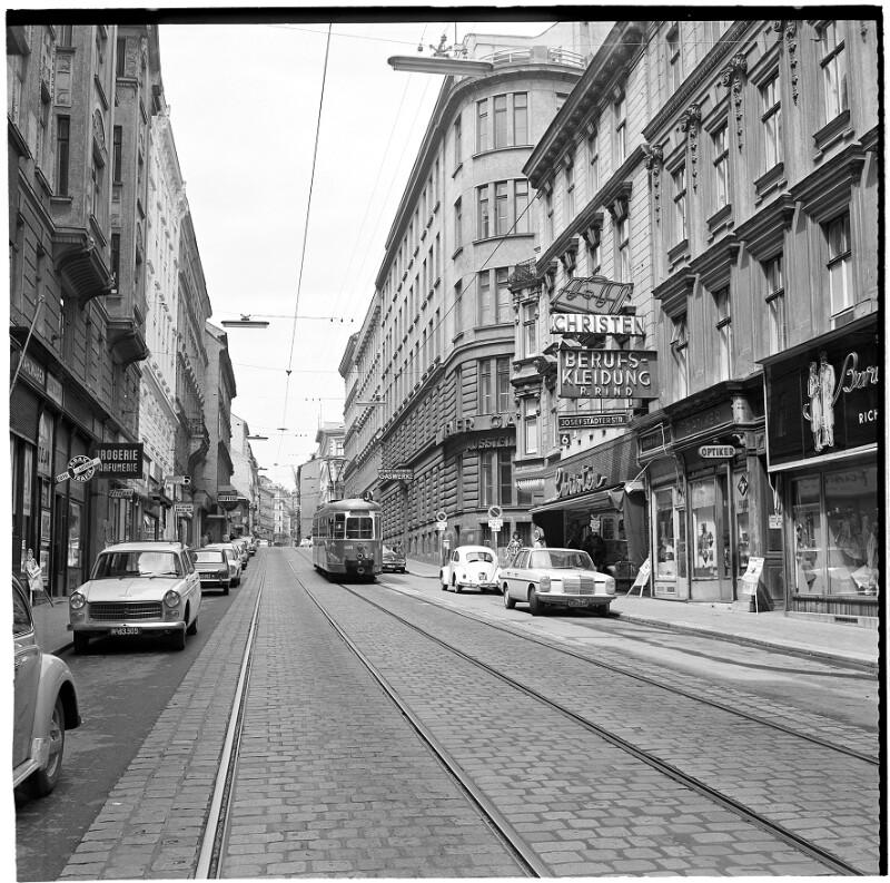 Wien 8, Josefstädterstraße 6ff
