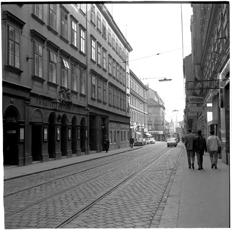 Wien 8, Josefstädterstraße 26 vv