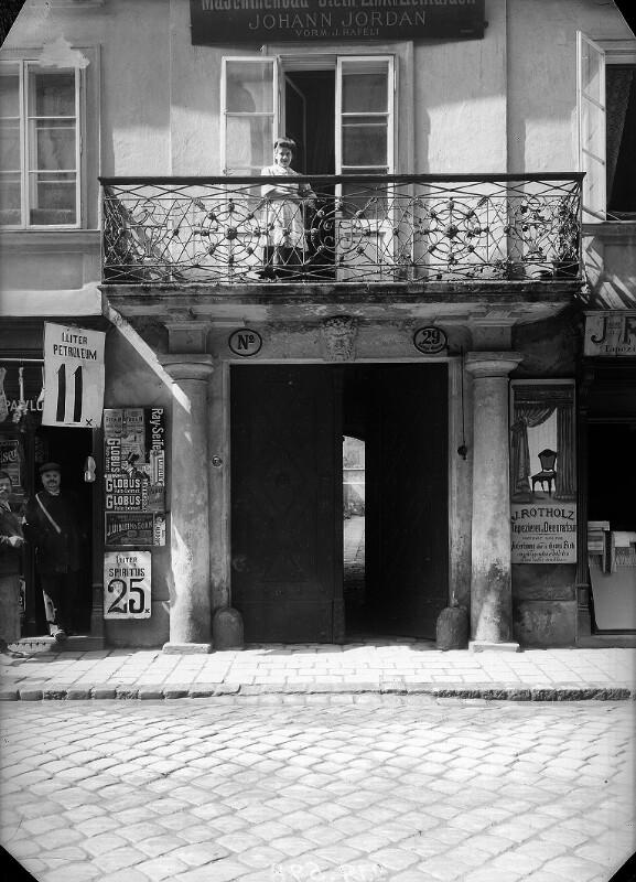 Wien 8, Lange Gasse 29