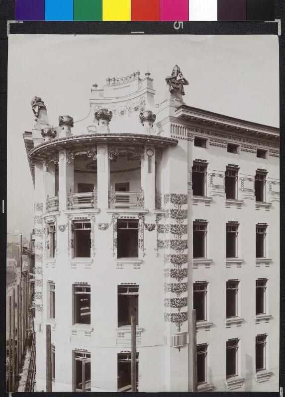 Wienzeilenhaus Linke Wienzeile 38