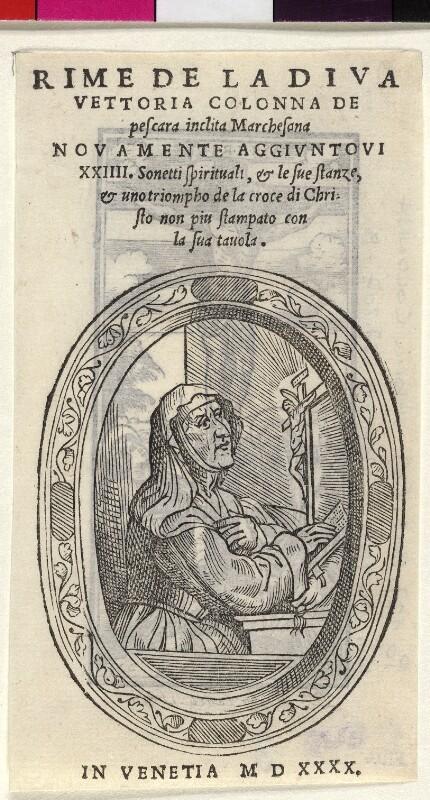 Colonna, Vittoria