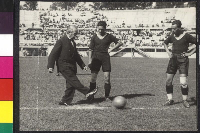 Eröffnung des Wiener Stadions