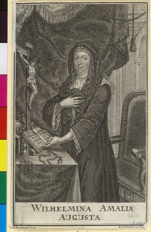 Wilhelmine Amalie, Prinzessin von Braunschweig-Lüneburg