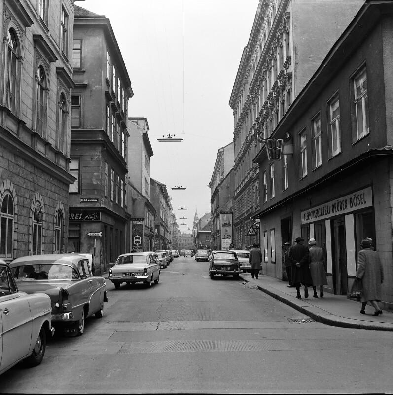Wien 8., Lange Gasse