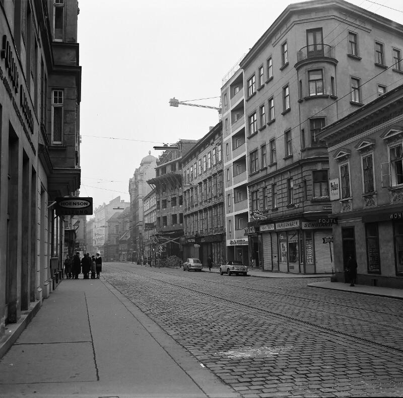 Wien 8, Josefstädterstraße 65vv