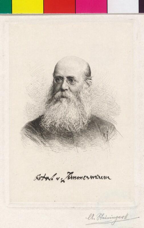 Zimmermann, Robert von