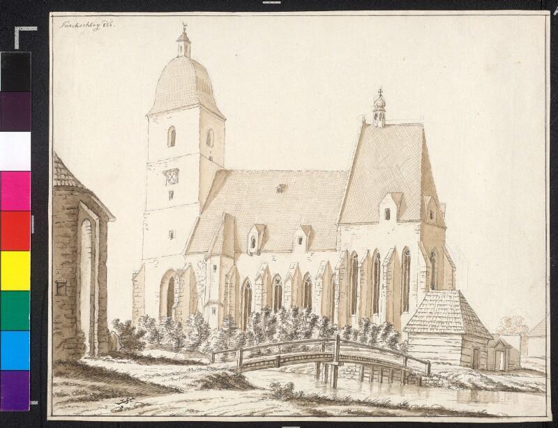 Kirche in Kirchschlag