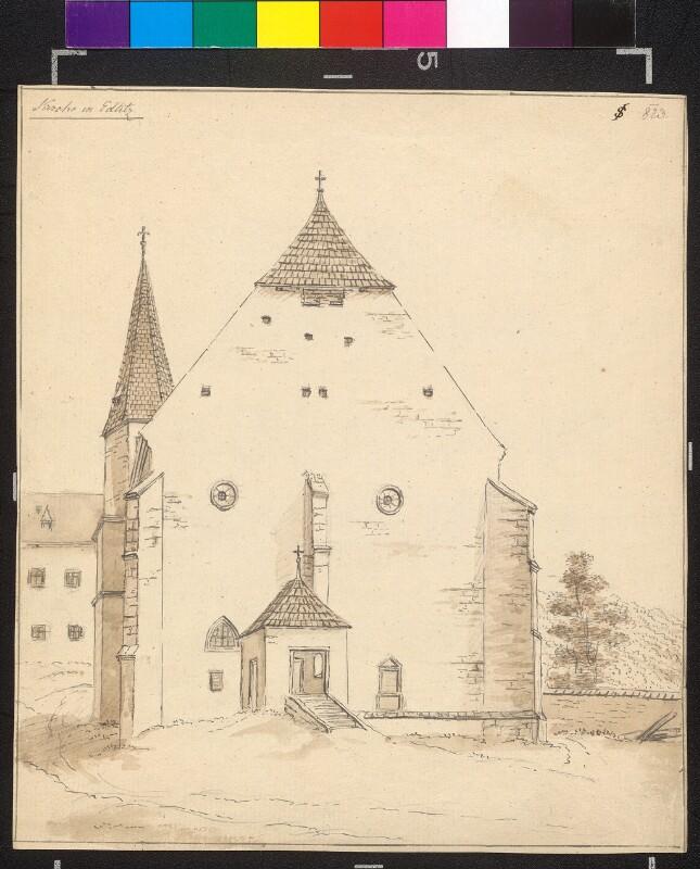 Kirche in Edlitz