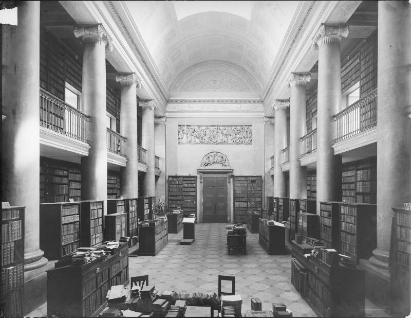 Wien 1, Bibliothek des Schottenklosters