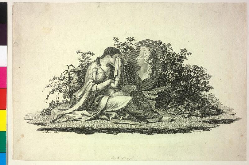 Apotheose W. A. Mozart