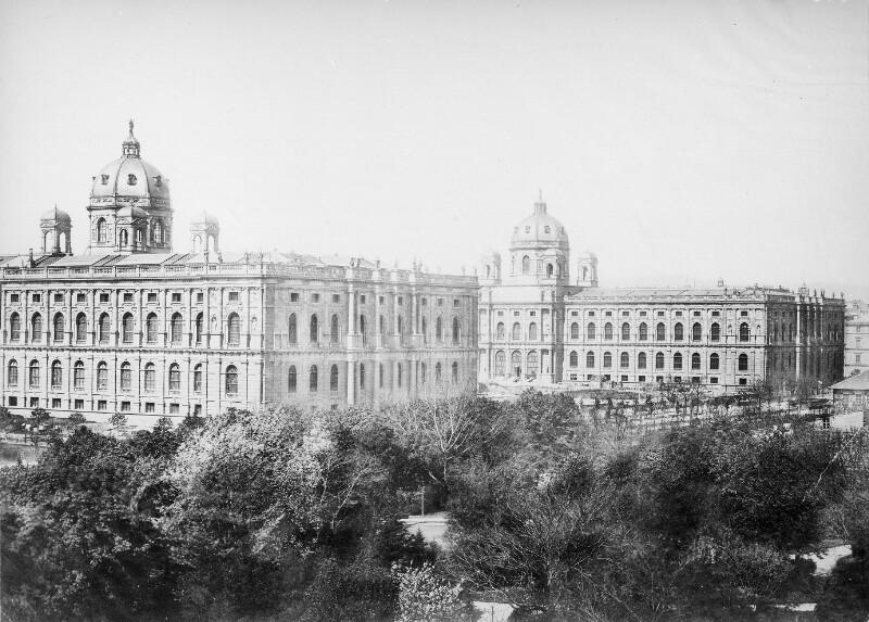 Kunst- und Naturhistorisches Museum in Wien
