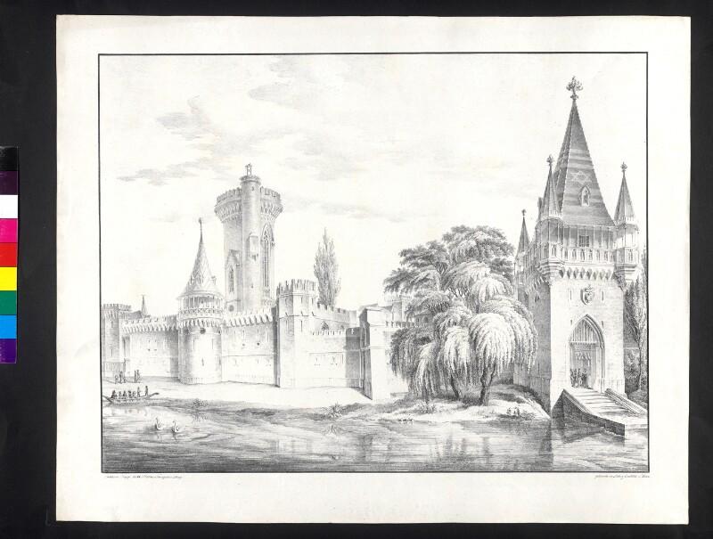 Ritterschloss mit Knappenhof
