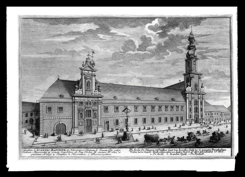 Barmherzige-Brüder-Kirche in Wien