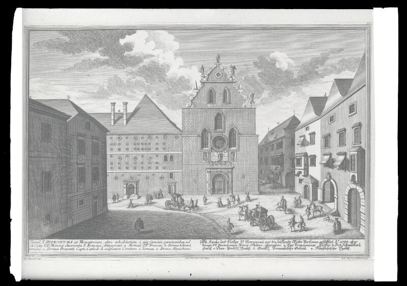 Franziskanerkirche und Kloster in Wien