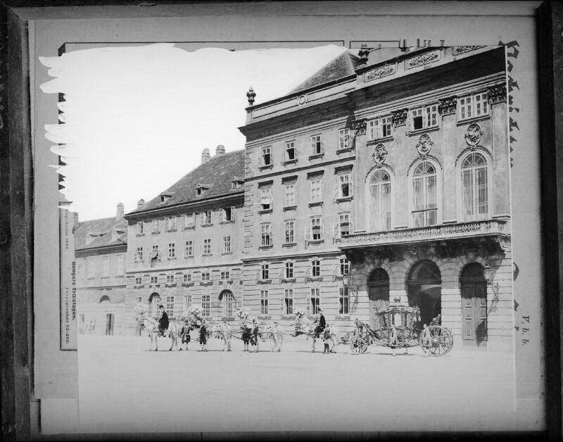 Hofstallungen in Wien