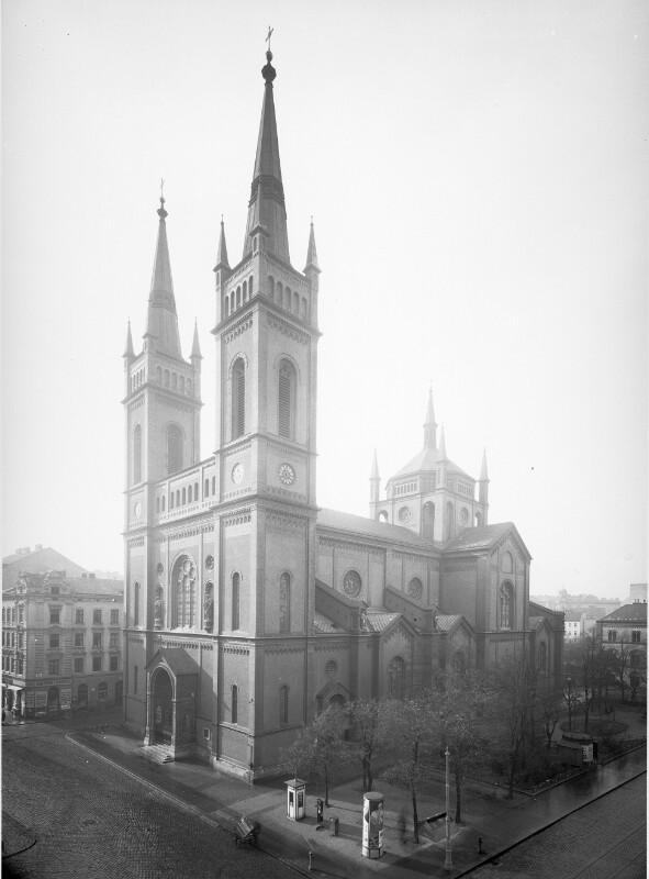 Wien 7, Altlerchenfelder Kirche